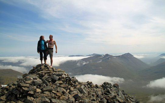 Mit dem Rucksack 14 Tage durch Schottland