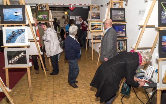 Foto-Ausstellung auf der ILOGA 2018