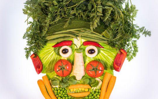 2. interner Wettbewerb 2018: Gemüse