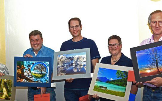 Die Siegerbilder der Foto-Ausstellung ILOGA 2018