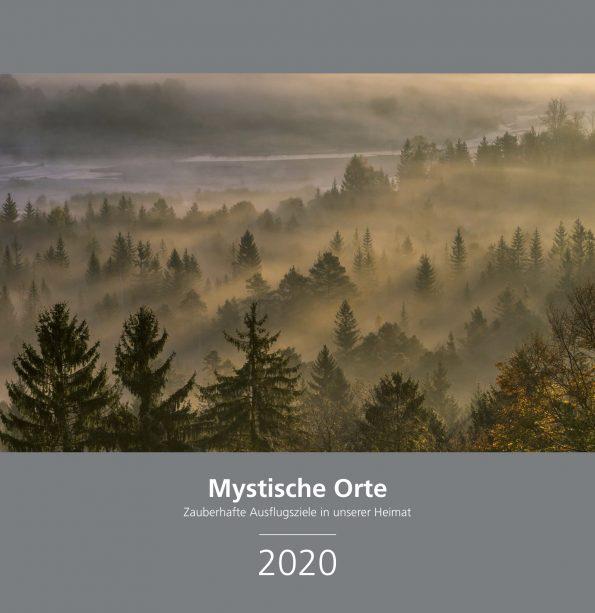 Raiffeisenbank Kalender 2020 Titel