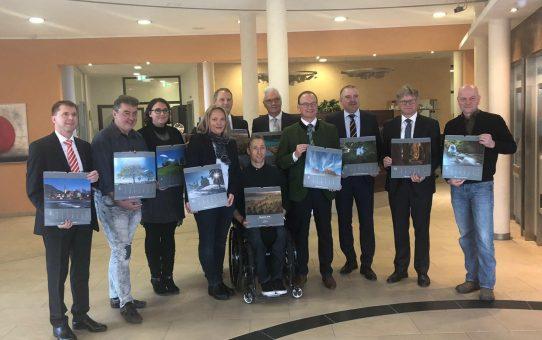 FCW gestaltet den Raiffeisenbank-Kalender 2020
