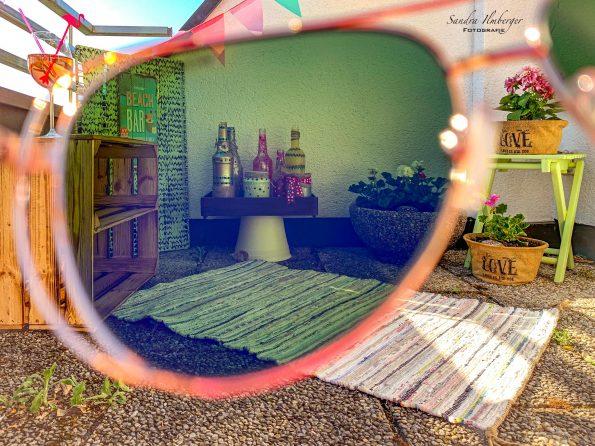 Sonnenbrille - Strandfeeling von Sandra Ilmberger