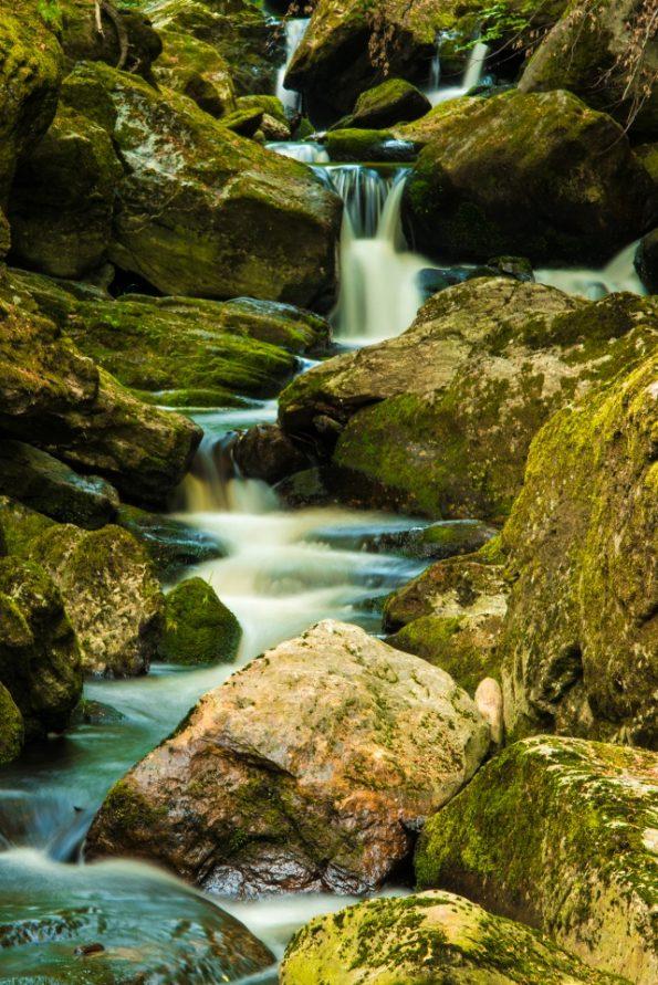Wasserfall, Gisela Moutschka