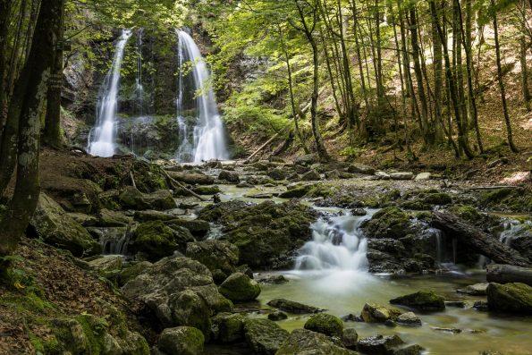 Josephstaler Wasserfall, Johannes Schlandt