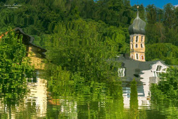 Wolfratshausen im Wasser, Sandra Ilmberger