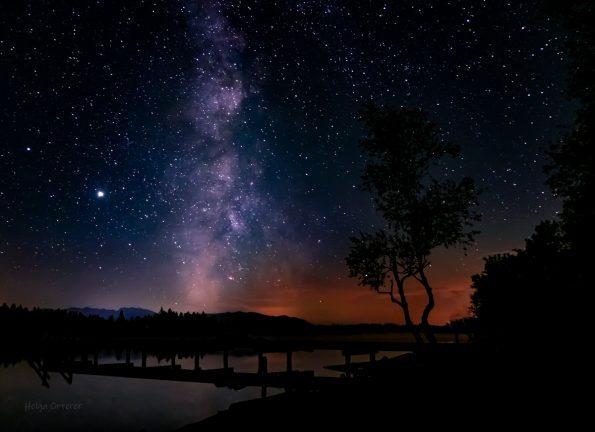 Astro-Fotografie, Helga Orterer