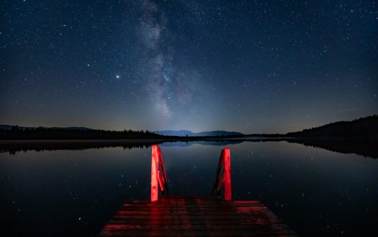 Unter den Sternen: Astro-Fotografie-Workshop mit Peter Schreyer