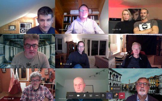 Eilmeldung: 27. November 2020 - FCW - Wir sind digital!